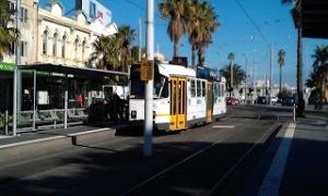 melbourne+tram